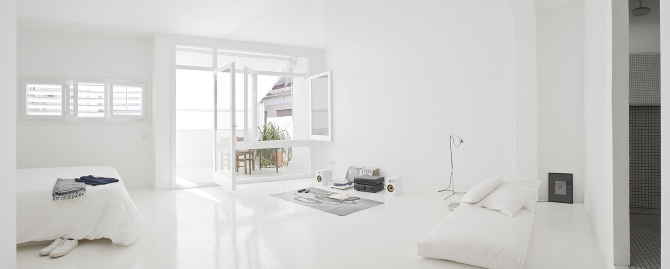 White Apartment the white retreat, sitges, spain - casa - colombo and serboli