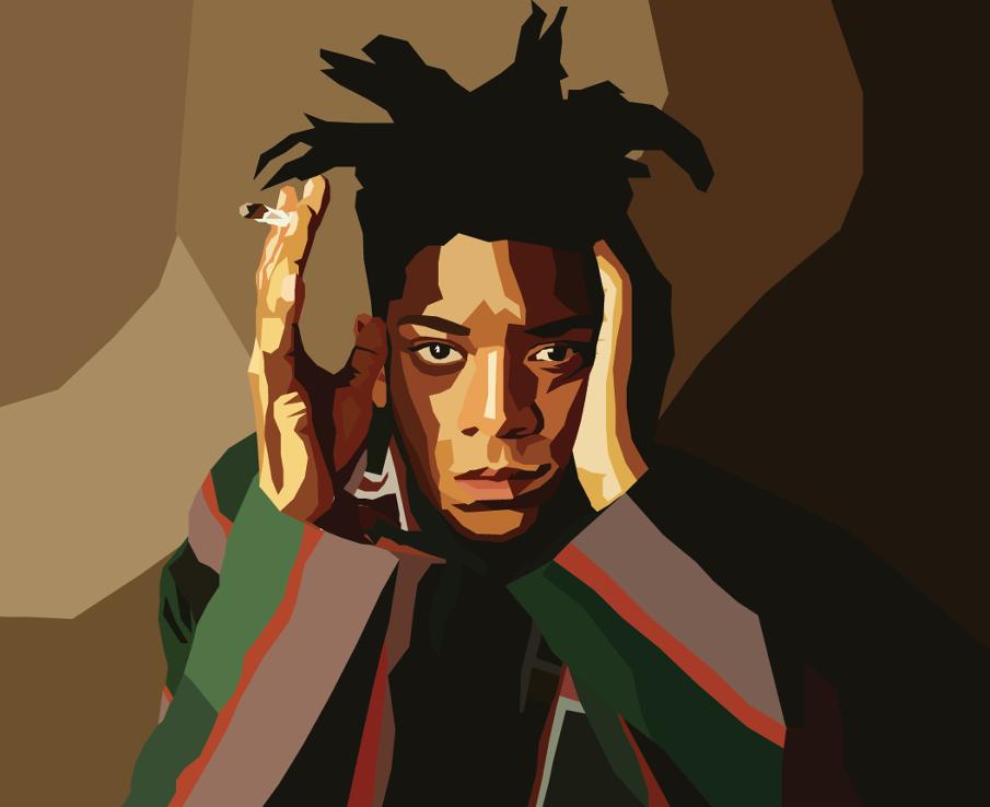 Jean-Michel Basquiat selon Nicholas Huggins