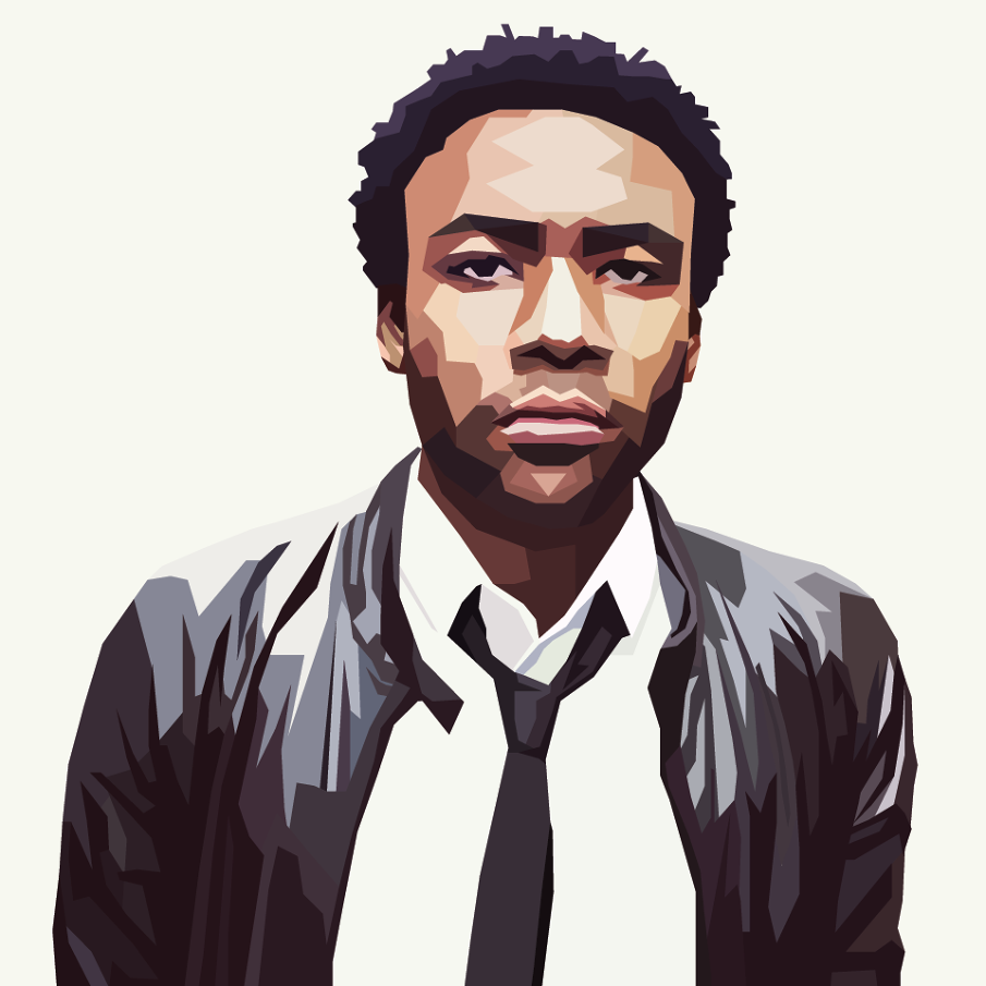 Childish Gambino selon Nicholas Huggins