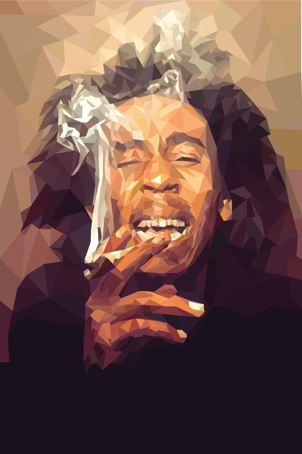 Bob Marley selon Nicholas Huggins