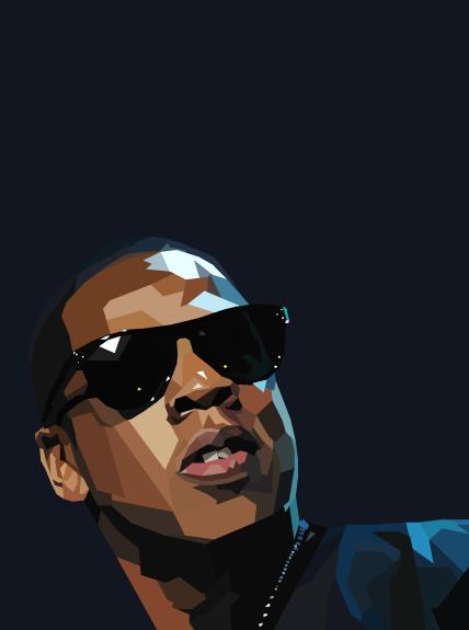 Jay Z selon Nicholas Huggins