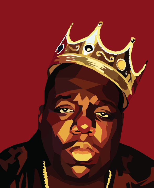 Notorious BIG selon Nicholas Huggins