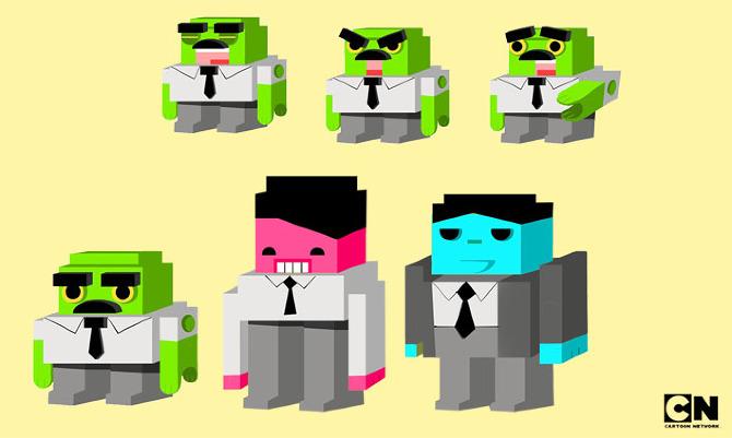 Cartoon Network Character Designer Salary : The amazing world of gumball cartoon network virginie