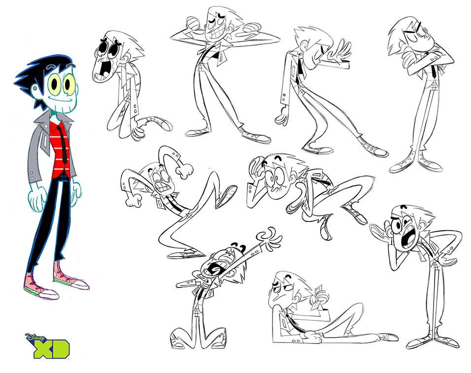 Character Design Freelance : Misc character design development virginie kypriotis